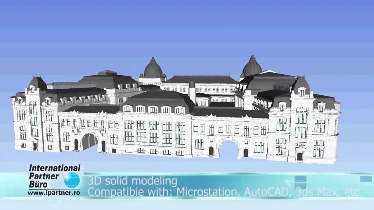 3d digital heritage preservation 3d laser scanning 3d for Four decor international srl