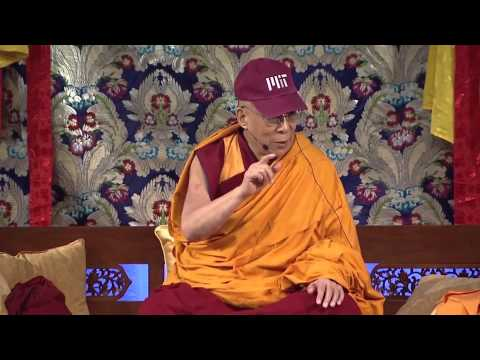 The Dalai Lama at MIT | Stages of Meditation, Part 2 of 5