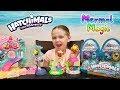Opening New Hatchimals Colleggtibles Mermal Magic Mermaid Surprise Egg Toys!