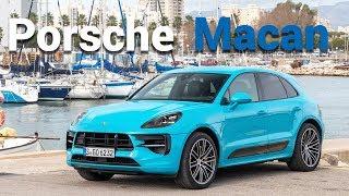 Porsche Macan - La camioneta que mejor se maneja   Autocosmos