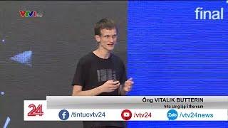 Nhà sáng lập đồng Ethereum xuất hiện tại Việt Nam | VTV24