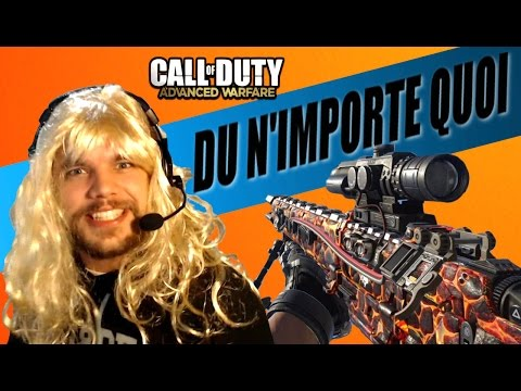 Advanced Warfare : Du grand n'importe quoi!