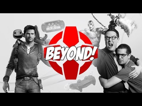 Podcast Beyond Episode 350: Uncharted vs. Rapture