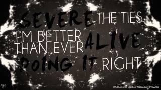 Ronnie Radke - Blacklist (feat. B.Lay) (Official Lyric)