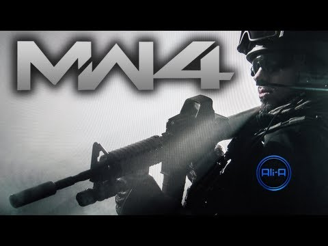 Call of Duty: Modern Warfare 4 News! - MW4 FAKE Release Date Poster! - (Black Ops 2 Gameplay)