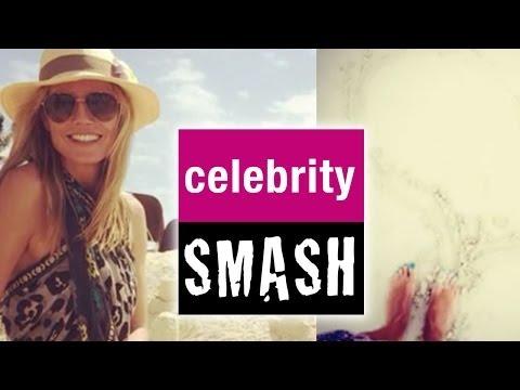 Heidi Klum: Heimliche Liebeserklärung an Lover Vito?