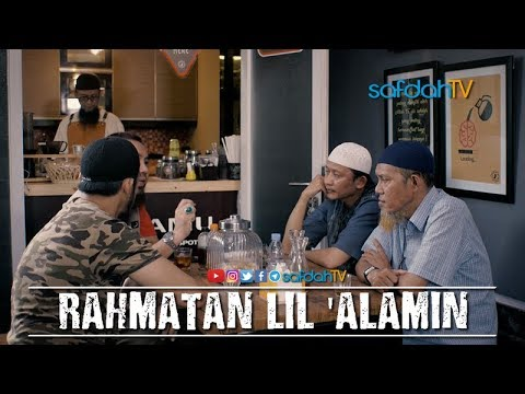 Bincang Santai: Rasulullah Bukan Rahmatan Lil'Alamin?? - Ustadz Badru Salam, Lc & Talent Safdah TV
