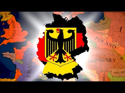What if Germany Formed 500 Years Early?