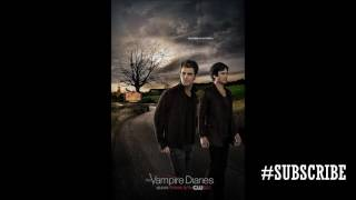 "The Vampire Diaries 7x22 Soundtrack "" Silhouette- Aquilo"""