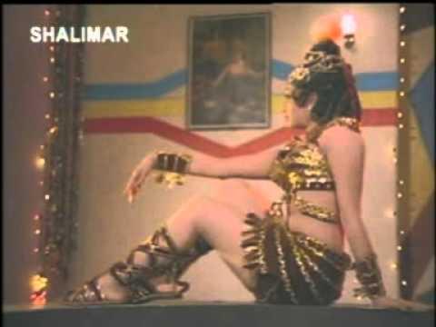 Jayamalini and Anuradha cabaret