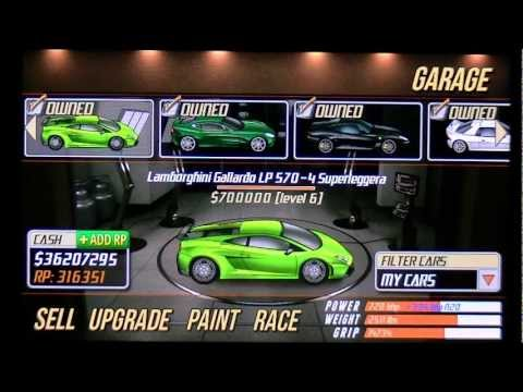 Drag Racing 8.621 LVL 6 Lamborghini Gallardo LP 570-4 Superleggera