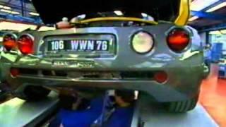 Renault Sport Spider Essai M6 Turbo 1996