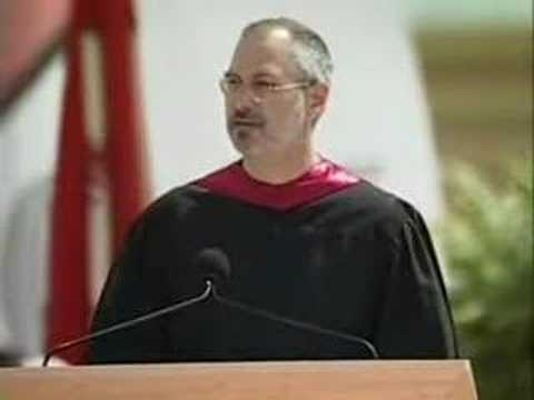 02/02 - Steve Jobs Stanford Commencement Speech - 2005