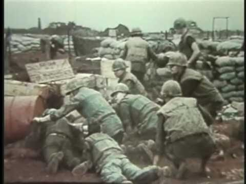 Vietnam War - Battle of Khe Sanh - Part 1