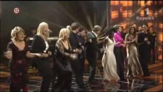 OTO 2009 Kým som v telke Finále TV show