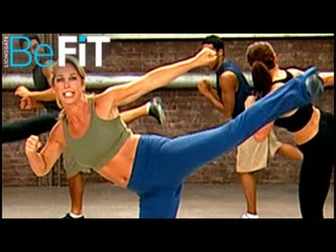 Denise Austin: Strength Boot Camp Workout - YouTube