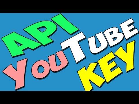 Как получить YouTube API key (v3)