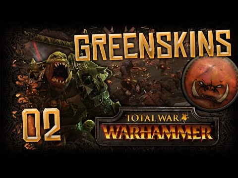 [2] Total War: Warhammer (Orcs) Campaign Walkthrough w/ SurrealBeliefs