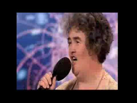 SUSAN BOYLE --VIDEO MAS VISTO  -- BRITAIN'S GOT TALENT