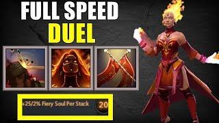 Fast Duel DMG [ Fiery Soul ] | Dota 2 Ability Draft