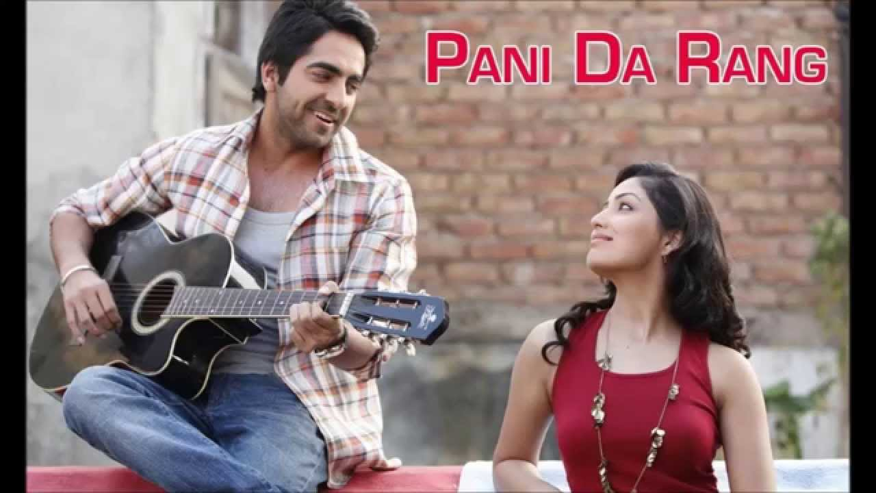 pani da rang - Vicky donor cover by Hitendra Mahida - YouTube