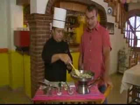 Tacos con Gusanos de Maguey
