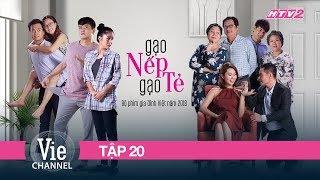 (FULL) GẠO NẾP GẠO TẺ - Tập 20 | Phim Gia Đình Việt 2018