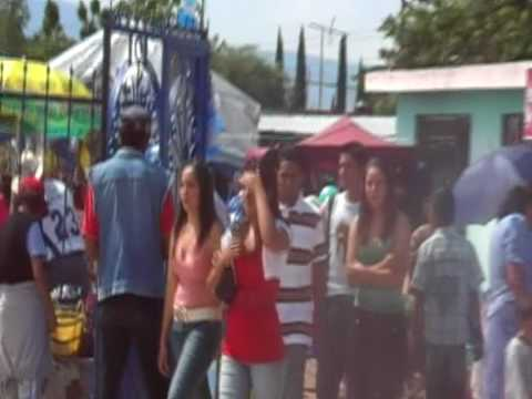 FERIA DE SANTA ELENA MARAVATIO MICHOACAN