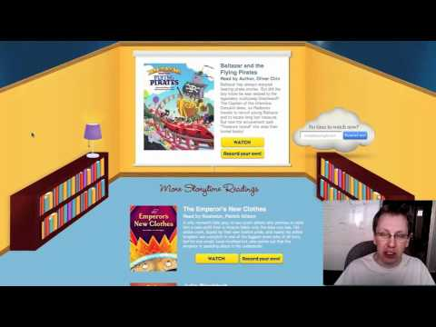 Children's eBooks online video newsletter from A Story Before Bed - August 30, 2010
