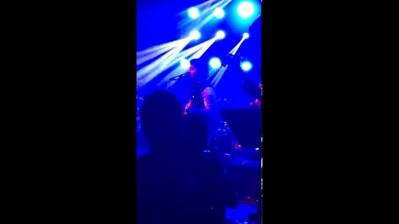 Arijit Singh in Dubai Arijit Singh at Hard Rock Cafe