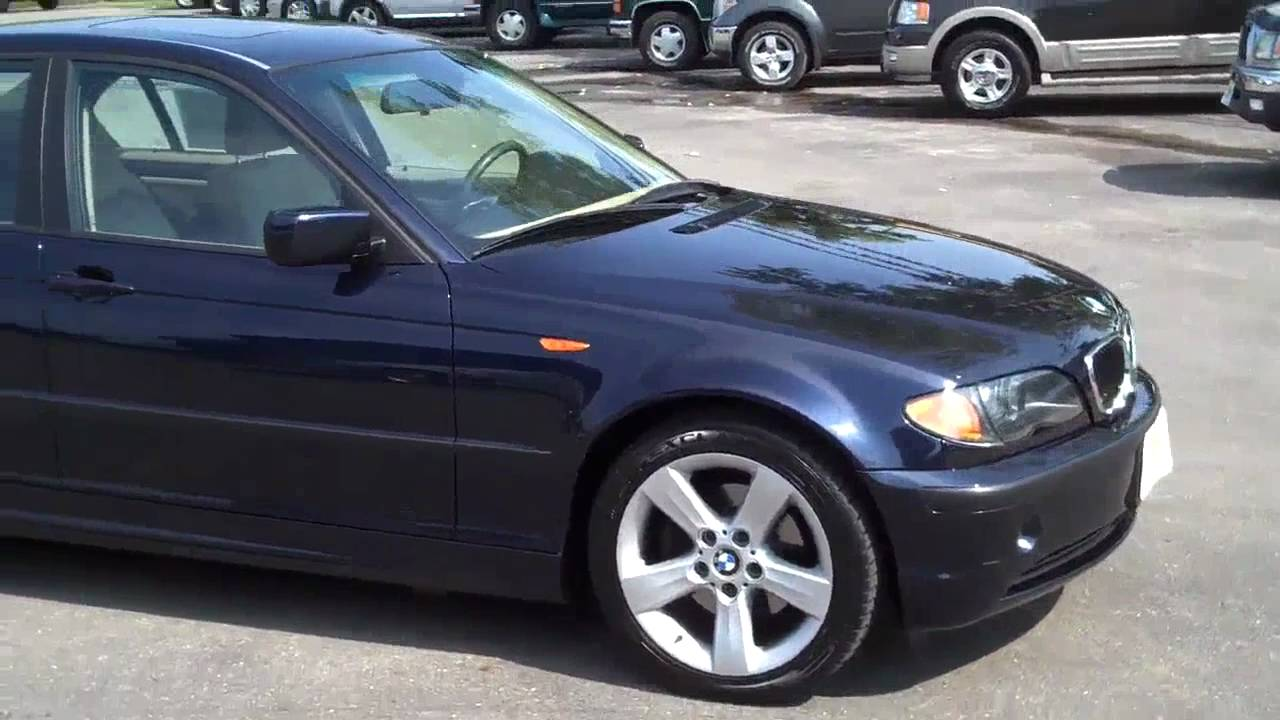 2004 BMW 325i - YouTube