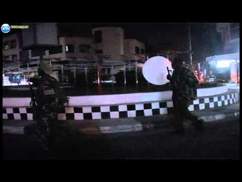 Mombasa Grenade Attack