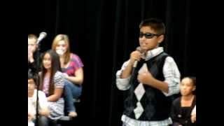 Winning Student Council Rap
