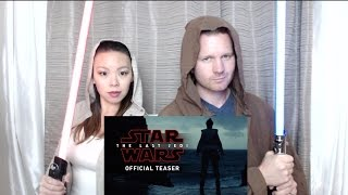 The Last Jedi Teaser Trailer Reaction & Review