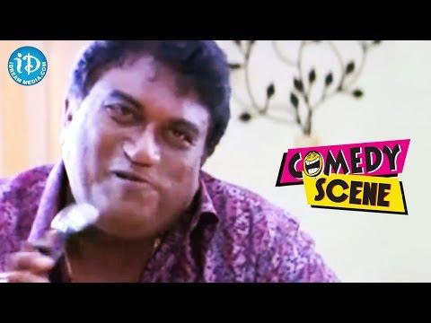 Sunil Nanditha Halwa Comedy Scene - Nuvvostanante Nenoddantana...