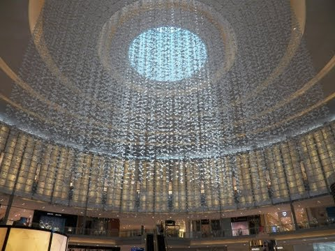 HD The Dubai Mall - World's Largest Shopping Mall UAE 2013