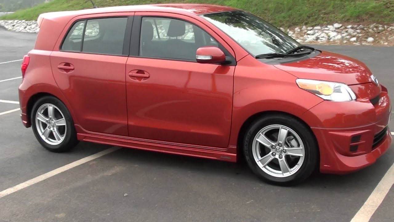 For Sale  Scion Xd Release Series  Of