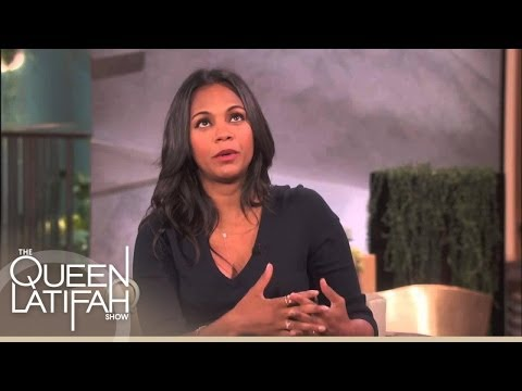 Zoe Saldana Talks About Real Women in Hollywood | The Queen Latifah Show