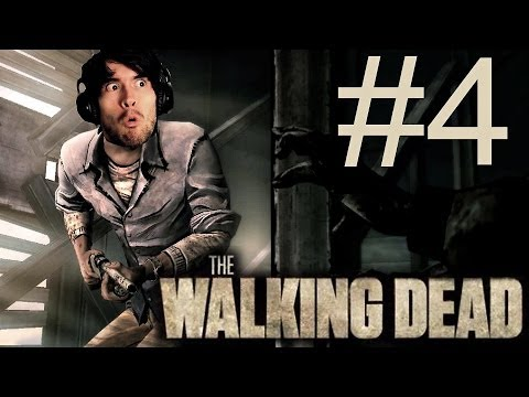 NO LE DES EL ARMA D: | The Walking Dead | Parte 4