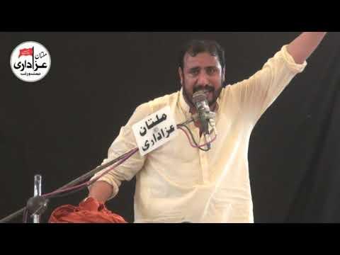 Zakir Hassan Raza Hashim I Majlis e Aza 10 August 2018 | Sandhilianwali City I
