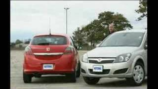 Saturn Astra 2008 Reviewed by Motoring TV, Graeme Fletcher