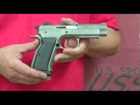 EAA Witness Pistol