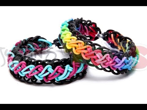 how to finish a paracord bracelet without burning