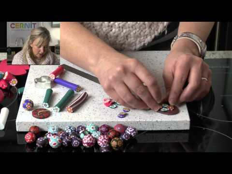 Polymer Clay Tutorials - How to make Beads, Buttons and More...