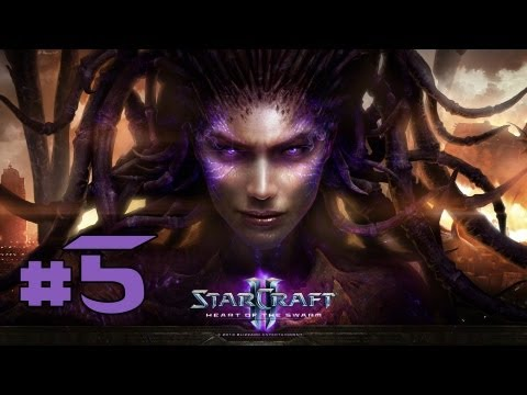 Moldoveanu Joaca:Starcraft 2:Heart of the swarm #5
