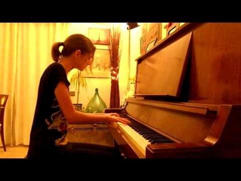 Sweet Dreams - Marilyn Manson - Piano Version video