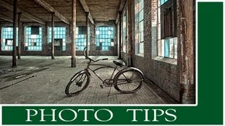 Using HDR Pro in Photoshop CS6