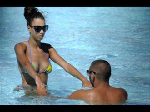 Karim Benzema 2014 Sexy Girlfriend