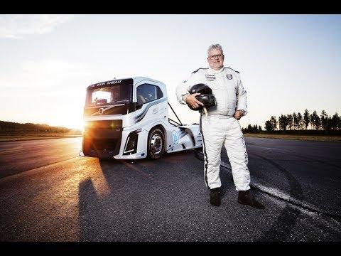 Volvo Iron Knight: самый быстрый грузовик в мире