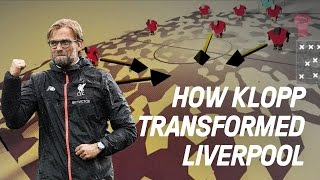 How Klopp Transformed Liverpool | Copa90 & Top Eleven Animation